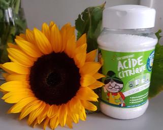 5 astuces pour la maison avec de l'acide citrique