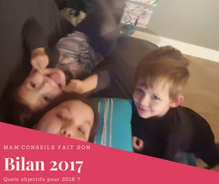 Mam'conseils fait son bilan 2017