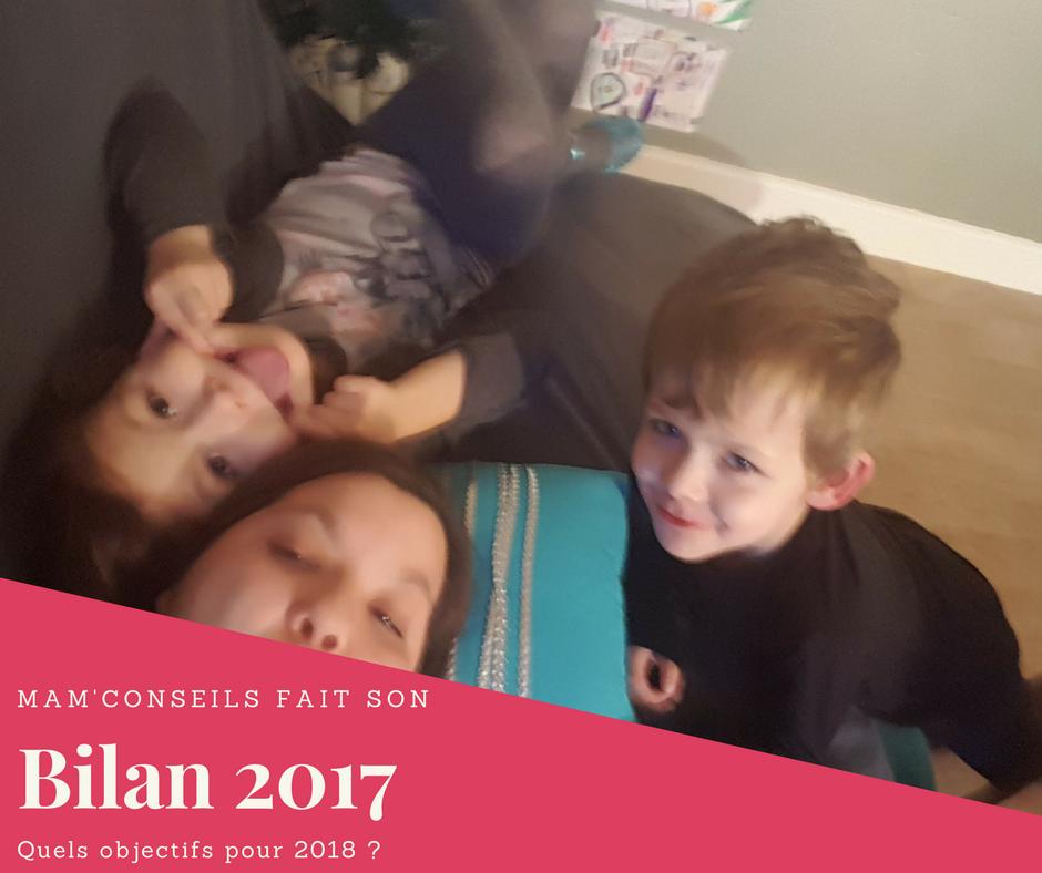 mamconseils bilan 2017