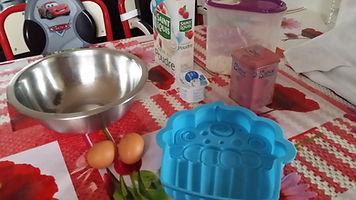 Gâteau au yaourt, recette, ingrédients, enfants, activité, gâteau facile