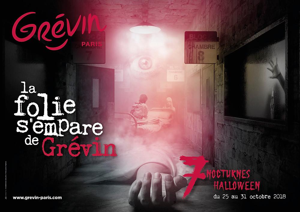 Le Musée Grévin célèbre Halloween avis