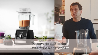 Nouveau Blender Vitamix Ascent Series