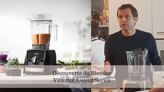 Nouveau Blender Vitamix Ascent Series