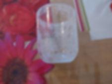 récupérer verres blanchis