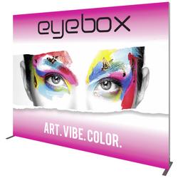 8x10 Illuminated fabric backdrop display stand 3