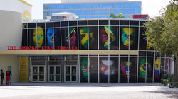 The Lyric Theater in Overtown for Art Basel Miami 2019