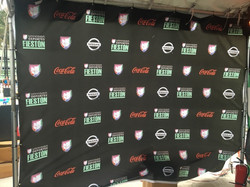 coca cola step and repeat
