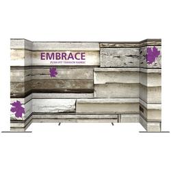 EMBRACE 14FT U-Embrace 14ft U Shape PUSH-FIT TENSION FABRIC DISPLAY 2