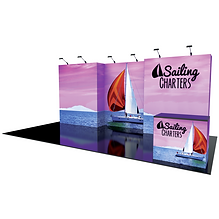 14' Custom Event Booth - Convention and Trade Show Display