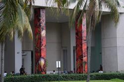 Custom Graphics for Art Basel Miami
