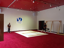 Event Fabrication of Custom Displays and Frames