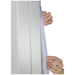 8x10 Illuminated fabric backdrop display stand 8