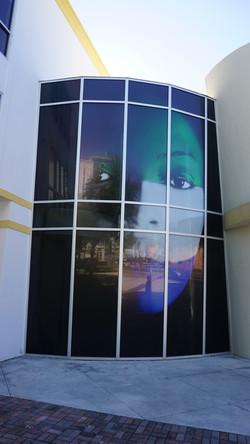 Large Format Graphics for Art Basel Event
