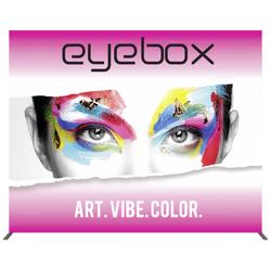 8x10 Illuminated fabric backdrop display stand 2