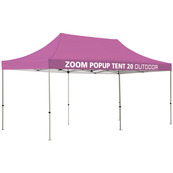 Cove 20' Custom Printed POPUP TENT