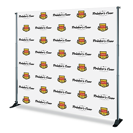 Miami Step And Repeat Banners And Backdrops - Step and repeat banner template
