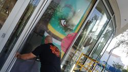 Art Basel Installers in Miami