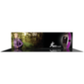 30' Event and Tradeshow Fabric Display