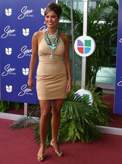 univision step and repeat