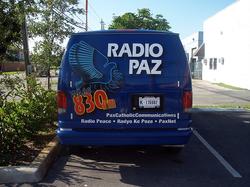 Ford Van Wrap 3