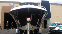 Printer's Cove Miami Boat Wraps