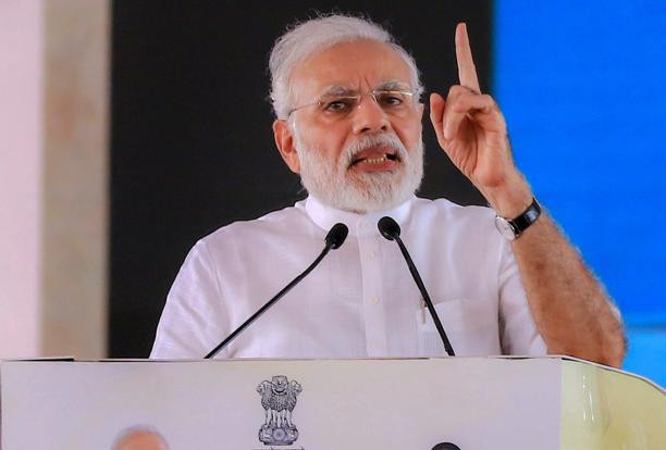 PM Modi said 1.7 billion unbanked people in the world must be brought into the formal financial market