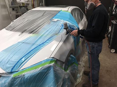 Lake City Auto Body Gilford Nh