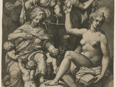 Allegorie der Barmherzigkeit - allegory of Mercy - allégorie de la miséricorde - Mozartoratorium