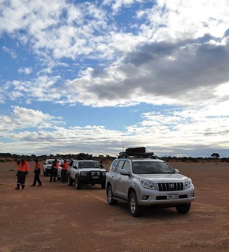Expedition convoy