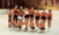 Ice Comets 1990 WA Novice first gold medal team