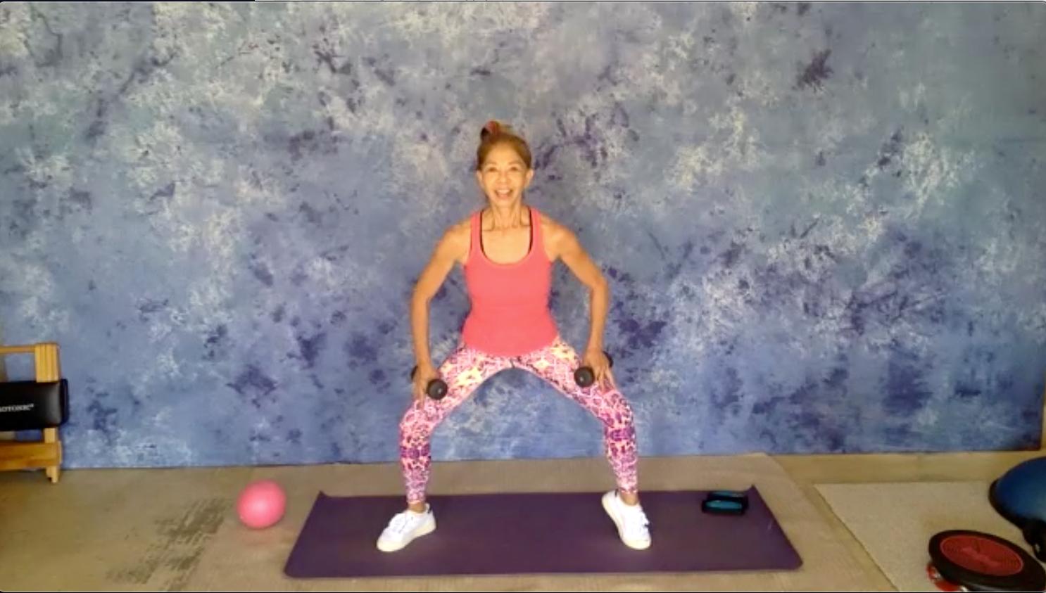 Pilates Fit Blast!: 8.5.2020