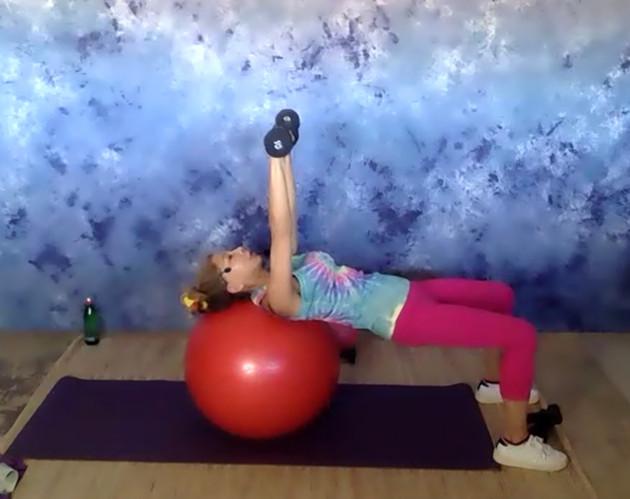 Pilates Fit Blast!: 2.04.2021