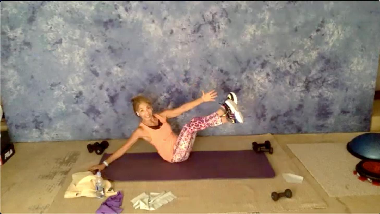 Pilates Fit Blast!: 8.19.2020