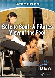 Sole to Soul: A Pilates View of the Foot DVD