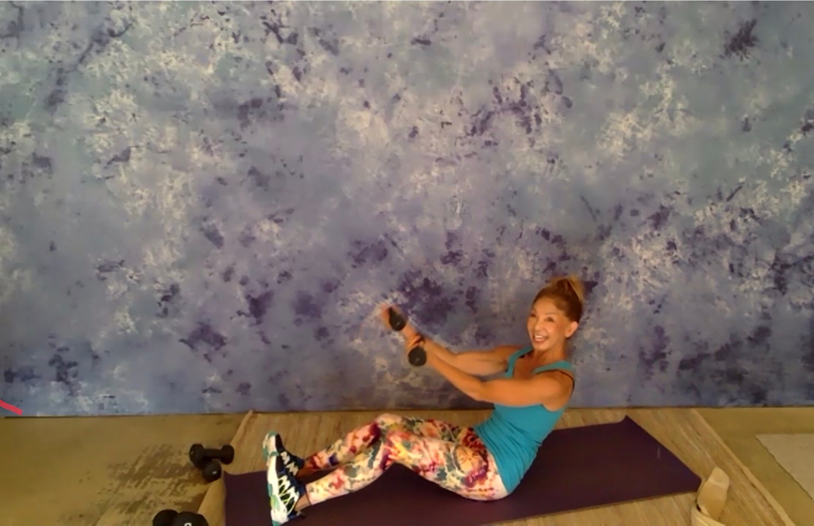Pilates Fit Blast!: 9.18.2020