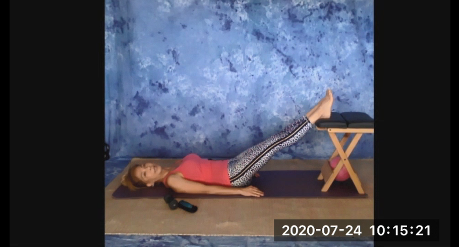 PILATES COMBO w/Small Props: 7.24.2020