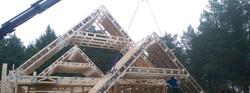Katuse konstruktsioon