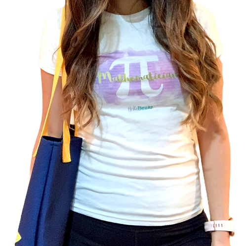 Women's Mathematician T-Shirt
