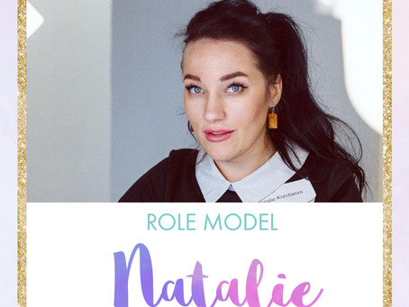 Meet Code Role Model - Natalie!