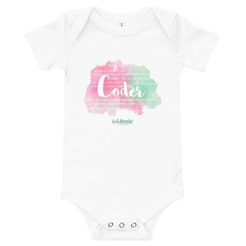 Coder Baby Onesie