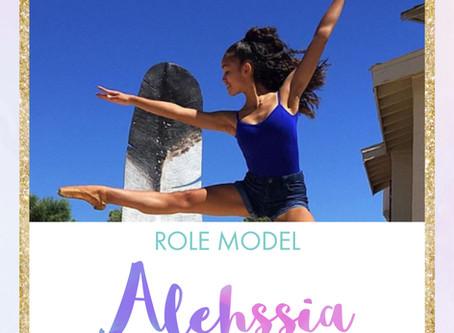 Meet Math Role Model - Alehssia!