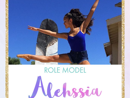 Meet Math Role Model - Alehssia!