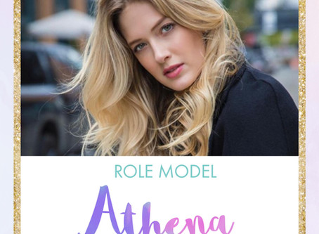 Meet Space Role Model - Athena!