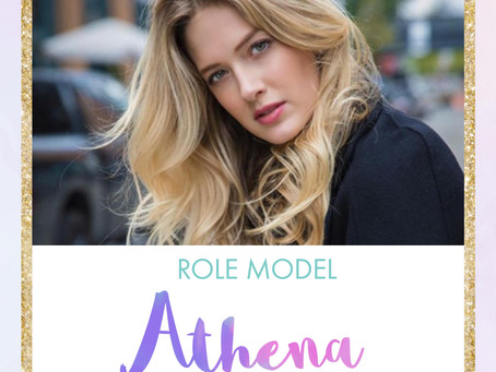 Meet Space Role Model - Athena!