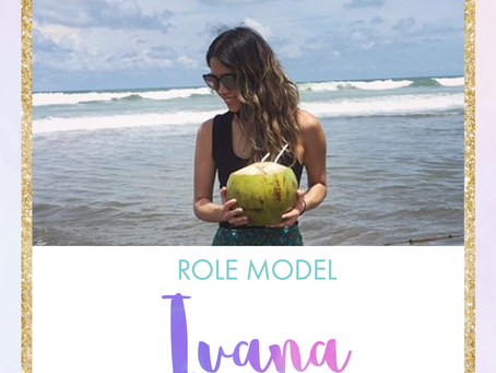 Meet Math Role Model - Ivana!
