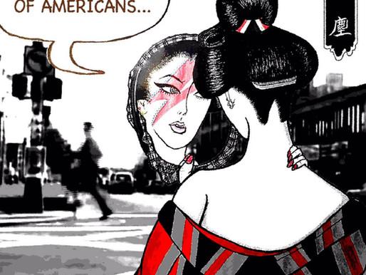I'm Afraid Of Americans ON SALE!!