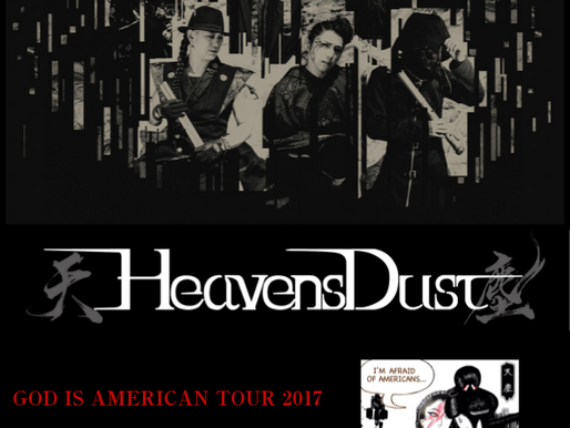GOD IS AMERICAN TOUR 2017