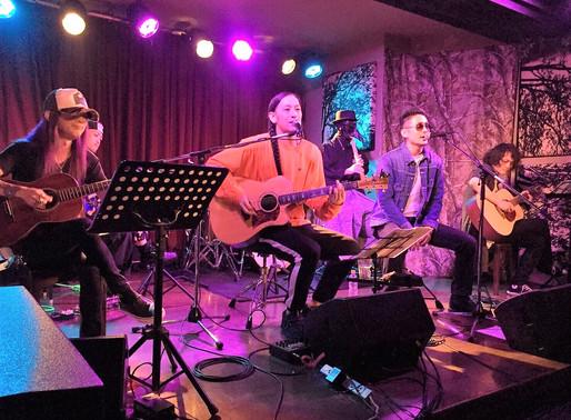 HeavensDust「Acoustic Live」急遽決定!