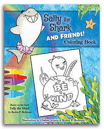 Sally the Shark Children's Books