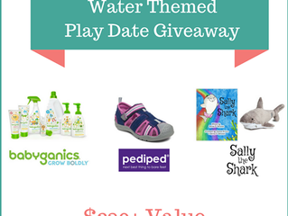 MomCoApp Water Play Dates